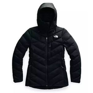 New women's The North Face down jacket